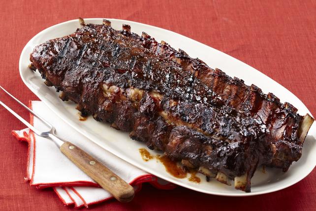 BBQ Marinated Ribs