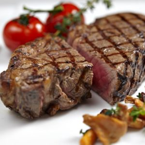 Sirloin Steak - Thick Cut 350gr (2 portions )