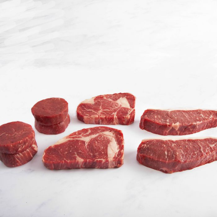 Finest Prime Steak Selection Pack