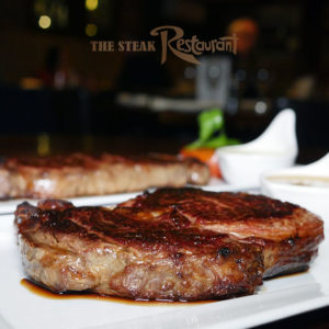 Rib-Eye Thick Cut-350gr (2 portions)